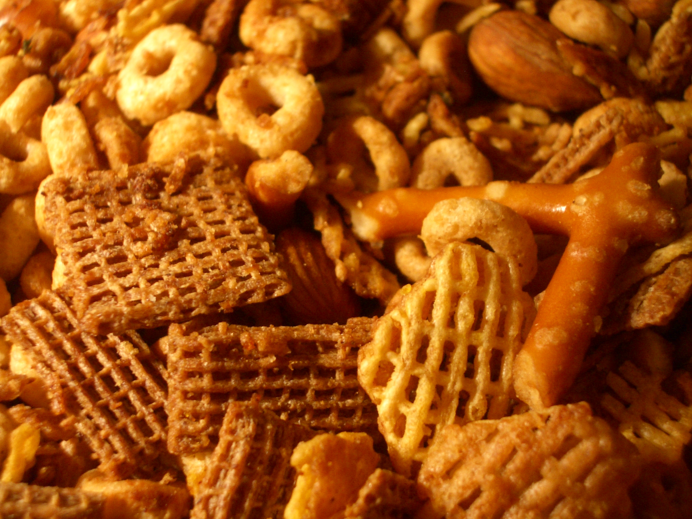 The History of Chex Mix