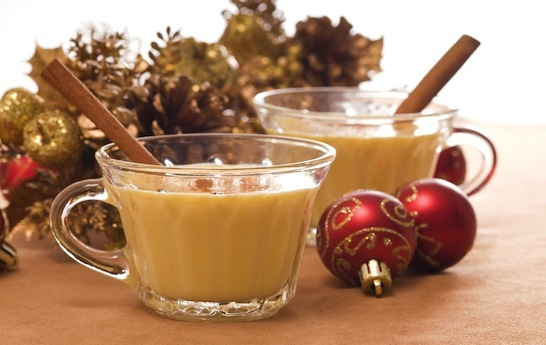 Egg Nog: The Christmas Tradition